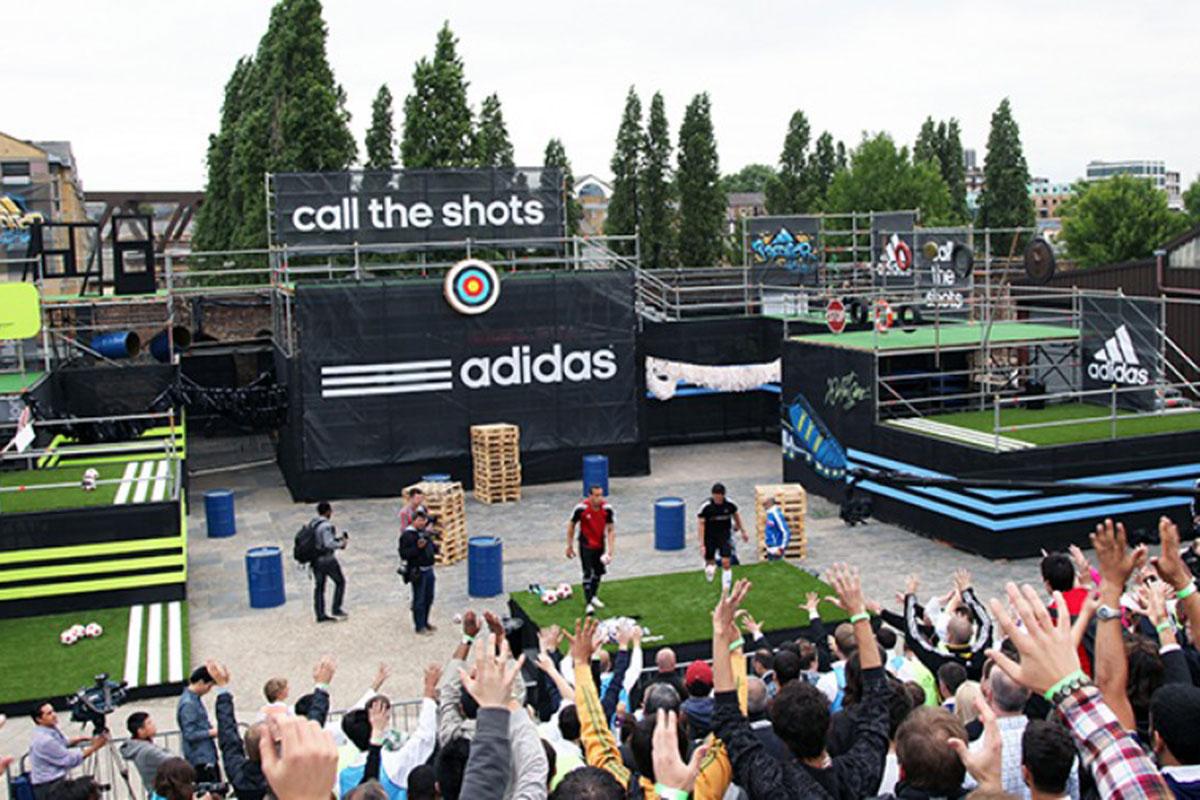Adidas Launch