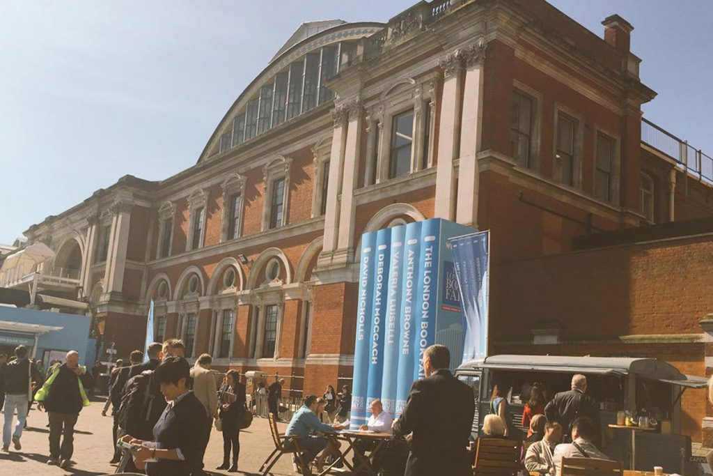 Media Structures Make an Impact at London Book Fair 2015