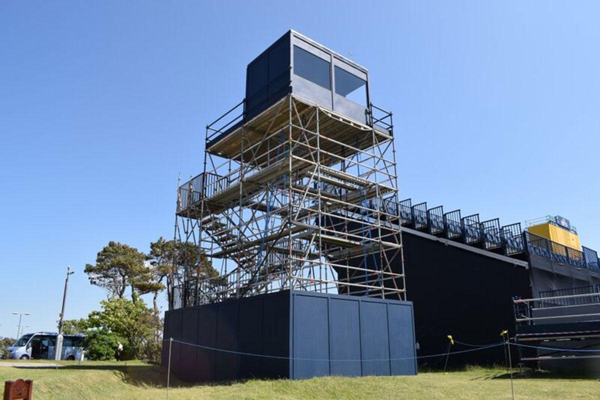 Golf - Studio Tower